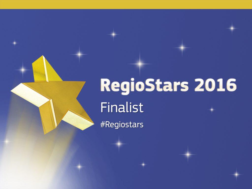 RegioStars Logo for Facebook