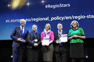 European Week of Regions and Cities 2016  11 October 2016 , RegioStars Awards Ceremony - EWRC Official reception  EU WRC 2016 #opendays #euwrc Belgium - Brussels - October 2016  © EU/UE
